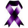 spirit day purple ribbon