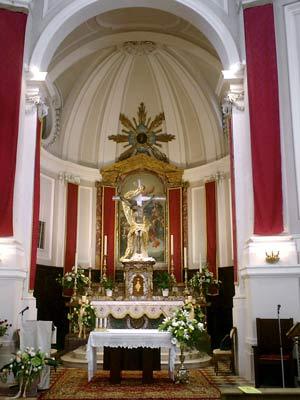 Interno Convento di Santa Maria del Soccorso