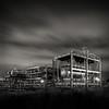 Critical Infrastructure II (Jeff Gaydash) Tags: longexposure blackandwhite night square rouge industrial michigan marathon detroit refinery criticalinfrastructure