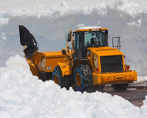 IMG_1094 Snow-Plowing Vehicle, Crater Lake National Park