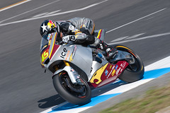 Scott Redding (T.Tanabe) Tags: japan grand prix motogp motegi redding 2010 500mmf4dii    moto2 nikond3 scottredding