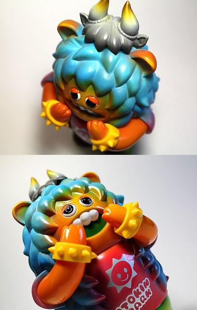 Custom Burgerbuns