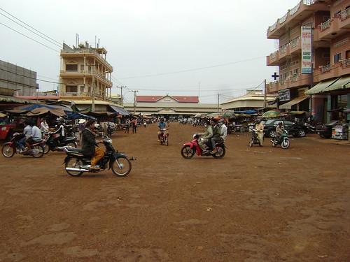 Ban Lung Market Ratanakiri