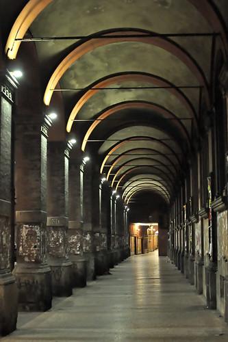 Arcades (porticos) of Bologna