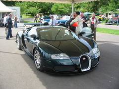 The 2007 Bugatti Veyron in England for the first time (roy163) Tags: cars sport motor hillclimb racingcars