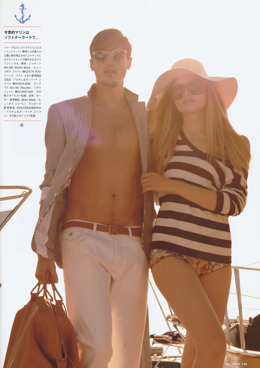 GQ Japan95_2011_04_502_Jonatan Frenk,Ryan Kennedy