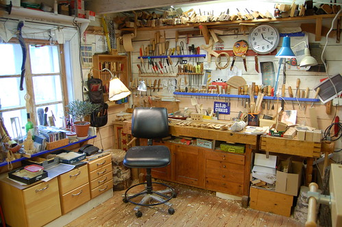 Woodworking shop workflow | Woodworking