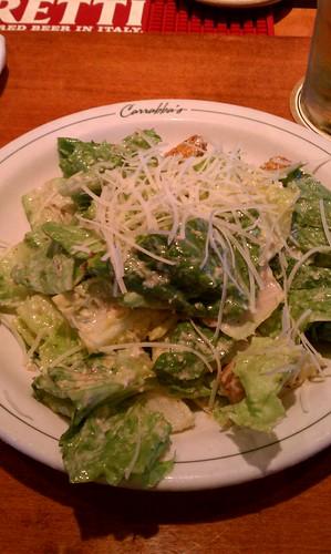 Carrabas salad recipe