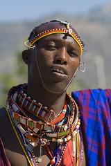 Masai tribesman (FrogMiller) Tags: africa ca canon fun tanzania kenya african wildlife traditional dancer warrior tribe wildcat wildanimalpark masai escondido sandiegowildanimalpark wildcats masaiwarrior tribesman robertmiller colorphotoaward