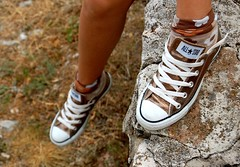 All star (Rache..) Tags: summer colors estate allstars rachele scarpe giulia oro elcito pettarelli
