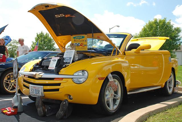 car summerlastblast2007 2004chevyssr