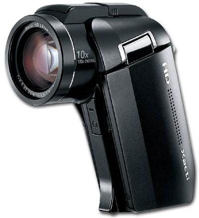 sanyo Xacti DMX-HD1000 videokamera 3