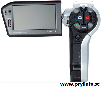 sanyo Xacti DMX-HD1000 videokamera 6