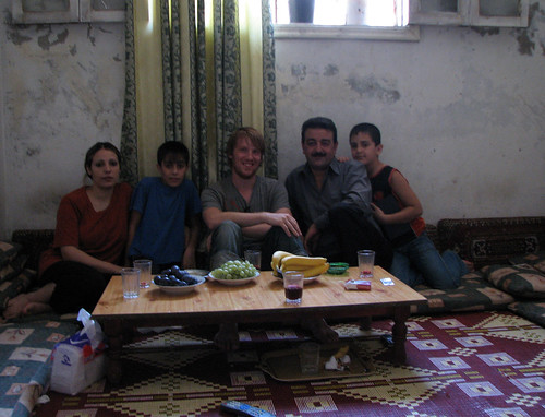 famille de homs