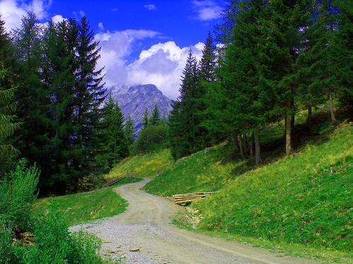 Racconti ed itinerari viaggio nella Valle Aurina, Alto Adige, Italia