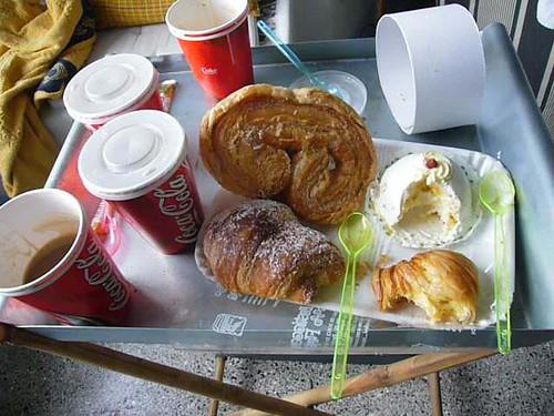 last breakfast