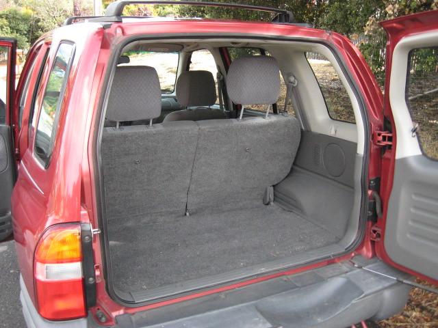 chevrolet 1999 tracker