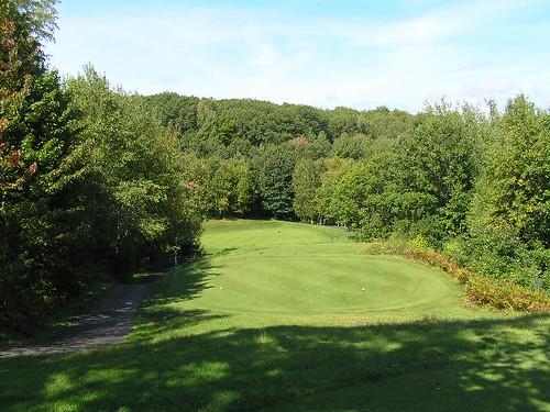15th hole, Heathlands Golf Course, Onekama, Michigan