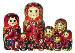 Dicke Schulzen (golli43) Tags: doll folkart russia carve babushka collecting matryoshka nestingdolls malerei nestingdoll matrjoschka russischevolkskunst holzdrechselei
