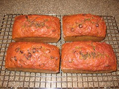 chocolate chip beet bread