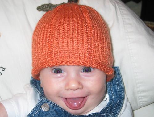 Lil Pumpkin Hat