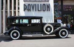 Al Capone's 1930 Cadillac 452 V-16  Armored Imperial Sedan (dmentd) Tags: sedan al cadillac imperial 452 armored 1930 capone v16