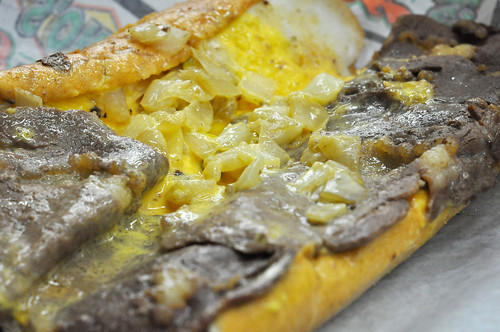 Cheesesteaks_Genos Steak