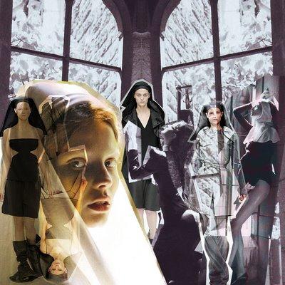 pop magazine nuns rick owens