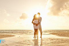 (muha...) Tags: wedding beach bride nikon couple honeymoon tropical romantic faceless maldives weddingphotographer nikon2470mm nikond700 noclsinfo weddinginmaldives