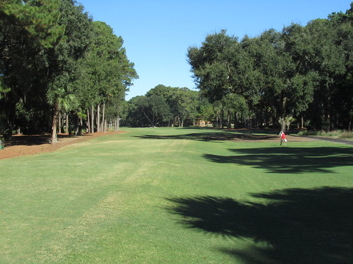 Harbour Town Golf, Hilton Head, South Carolina