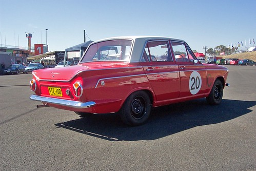 1963 Ford Cortina GT - 1963