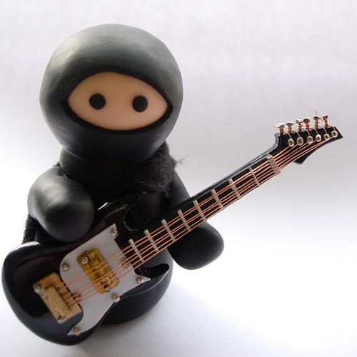 new guitar ninjas