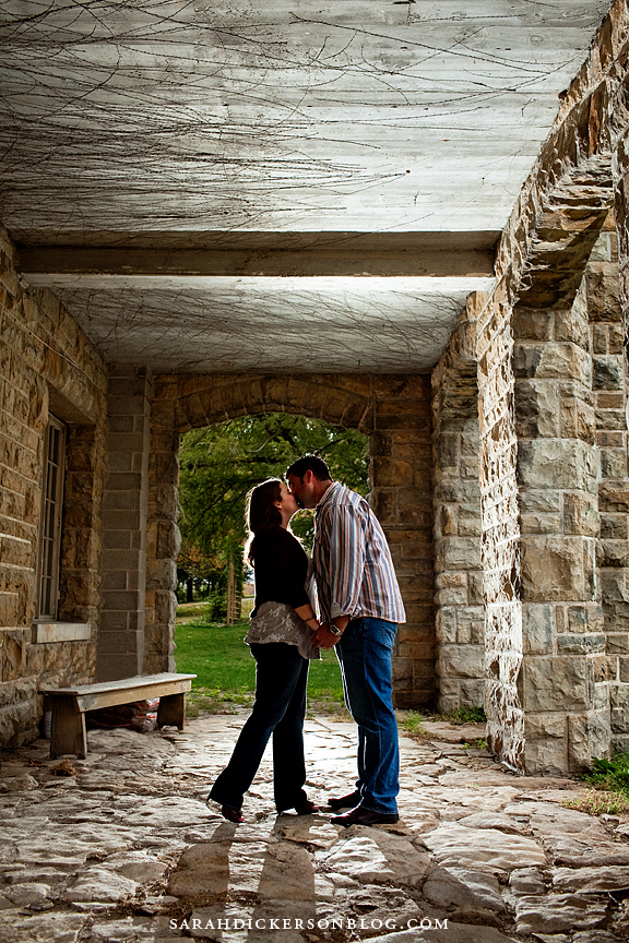 Atchison, Kansas engagement photographers