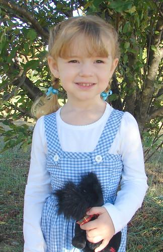 Dorothy Closeup