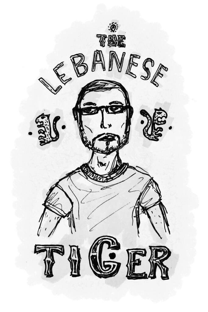 the lebaese tiger