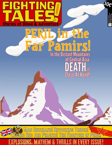 Fighting Tales: Peril in the Far Pamirs