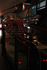 Le modèle.... (mamnic47 - Over 8 millions views.Thks!) Tags: escalier boulognebillancourt effetsdelumières lumièresrouges jardinskhan
