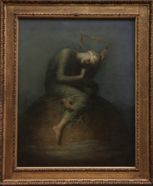 Hope, George Frederic Watts, 1886