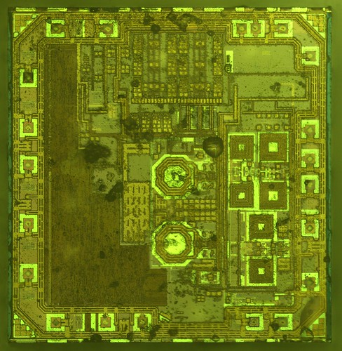 nRF24L01 Die
