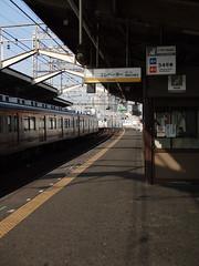 駅構内_絞り優先