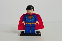 Superman (levork) Tags: dc lego minifig cfc2010 creationsforcharity2010