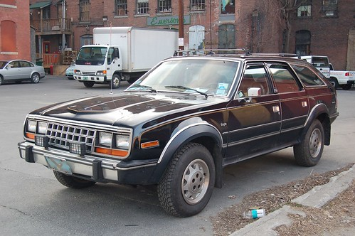 amc eagle best car ever