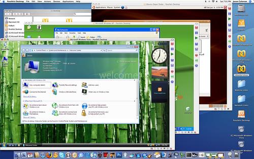 Parallels Desktops