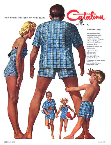 3b1146593031 The folks at Catalina knew how to dress us up with class for summer. I predict  today s fashion designers will soon be imitating this look - if they haven t  ...