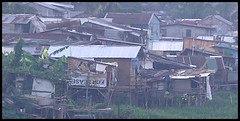 different houses (jmelvinlirio) Tags: houses philippines poor squatter riverbanks kahirapan