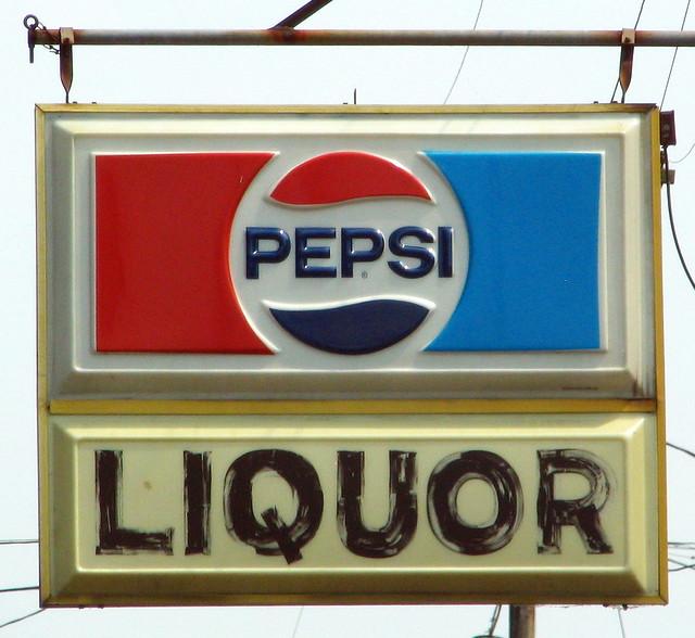Pepsi Liquor
