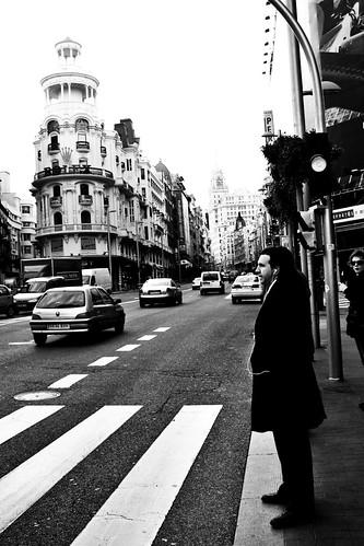 Esperando el semáforo