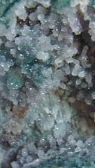 best part of green & lilac (dardilrocks) Tags: brazil crystal mineral geode quartz