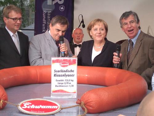 Saarländische Riesenlyoner