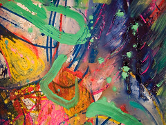 Levels (Tim Noonan) Tags: acrylic canvas studio art painting linen abstract detail levels awardtree manipulation ultramodern